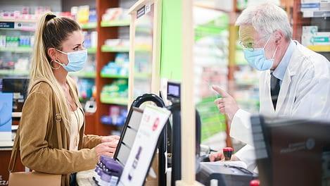 Sanificazione Farmacia